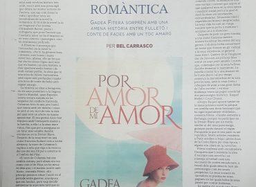 Imagen de Dando la vuelta a la novela romántica, por Bel Carrasco