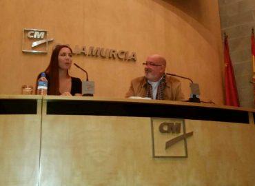 Imagen de Presentación de «Como arena entre tus dedos» en Cartagena