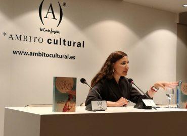 Imagen de Presentación en Zaragoza de la novela Por amor de mi amor