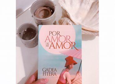 Imagen de Gadea Fitera en la Feria del Libro de Madrid 2019